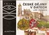 České dějiny v datech