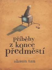 Příběhy z konce předměstí obálka knihy