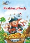 Pirátské příhody obálka knihy