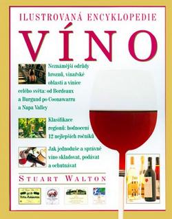 Víno : ilustrovaná encyklopedie obálka knihy