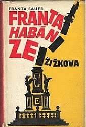 Franta Habán ze Žižkova obálka knihy