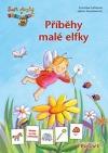 Příběhy malé elfky obálka knihy
