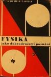 Fysika jako dobrodružství poznání obálka knihy