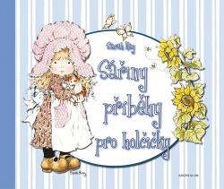 Sářiny příběhy pro holčičky obálka knihy