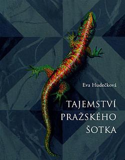 Tajemství pražského šotka obálka knihy