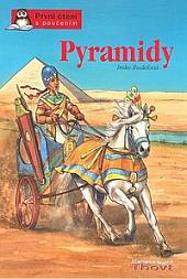 Pyramidy obálka knihy