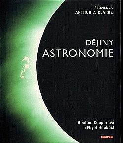 Dějiny astronomie obálka knihy