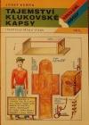Tajemství klukovské kapsy obálka knihy