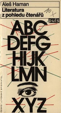 Literatura z pohledu čtenářů obálka knihy