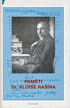 Paměti dr. Aloise Rašína