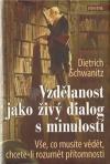 Vzdělanost jako živý dialog s minulostí obálka knihy