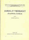 Jaroslav Vrchlický divadelním kritikem