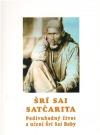 Podivuhodný život a učení Šrí Sai Baby obálka knihy