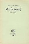 Max Švabinský, medailón