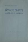 Švabinský a česká kniha