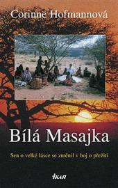 Bílá Masajka obálka knihy