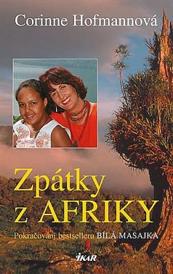 Zpátky z Afriky obálka knihy