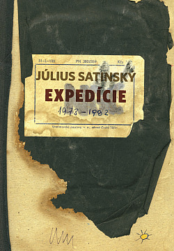 Expedície 1973 - 1982 obálka knihy