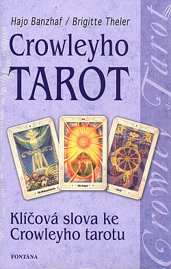 Crowleyho tarot - Klíčová slova obálka knihy