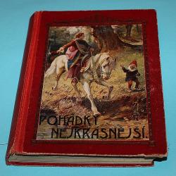 Pohádky nejkrásnější obálka knihy