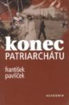 Konec patriarchátu obálka knihy