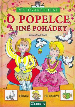 O Popelce a jiné pohádky obálka knihy