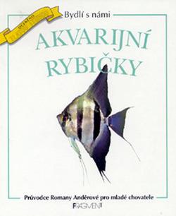 Akvarijní rybičky obálka knihy