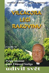 Vilcacora léčí rakovinu obálka knihy