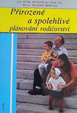 Přirozené a spolehlivé plánování rodičovství obálka knihy