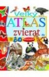 Veľký atlas zvierat obálka knihy