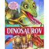 Encyklopédia dinosaurov obálka knihy
