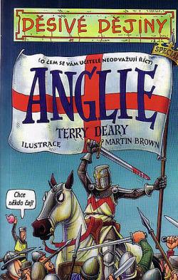 Anglie obálka knihy