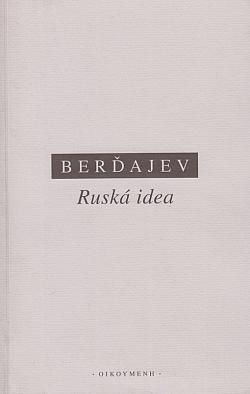 Ruská idea obálka knihy