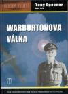 Warburtonova válka: život nonkonformního esa Adriana Warburtona obálka knihy