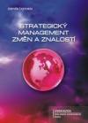 Strategický management změn a znalostí obálka knihy