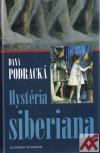 Hystéria siberiana obálka knihy