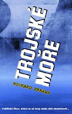 Trojské moře obálka knihy