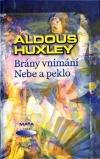 Brány vnímání / Nebe a peklo obálka knihy
