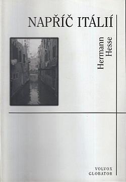 Napříč Itálií obálka knihy