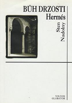 Bůh drzosti Hermés obálka knihy