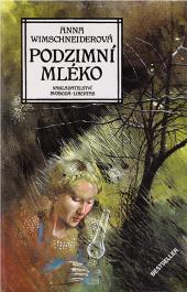 Podzimní mléko obálka knihy