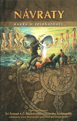 Návraty - Nauka o reinkarnaci obálka knihy