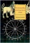 Systematika astrologických domů obálka knihy