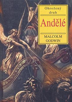Andělé: Ohrožený druh obálka knihy