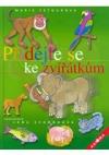 Přidejte se ke zvířátkům obálka knihy