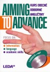 Aiming to Advance - Kurs obecně odborné angličtiny