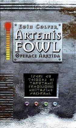 Operace Arktida obálka knihy
