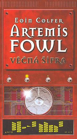Věčná šifra obálka knihy