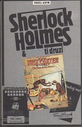 Sherlock Holmes & ti druzí obálka knihy