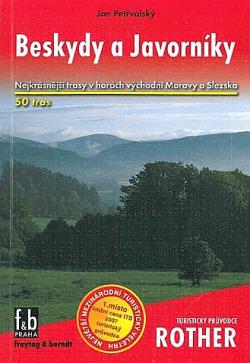 Beskydy a Javorníky obálka knihy